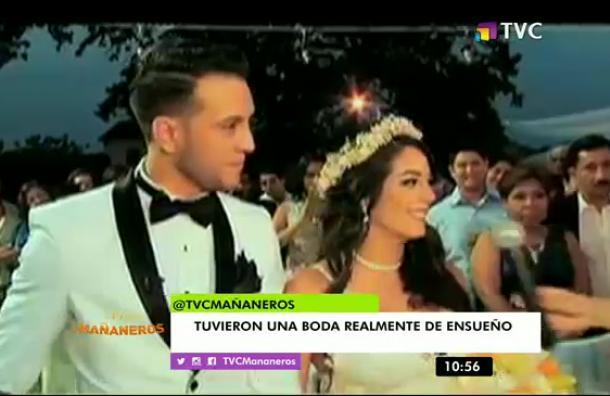 Los primeros días de casado de Tete Ronquillo y Pollito Bryan