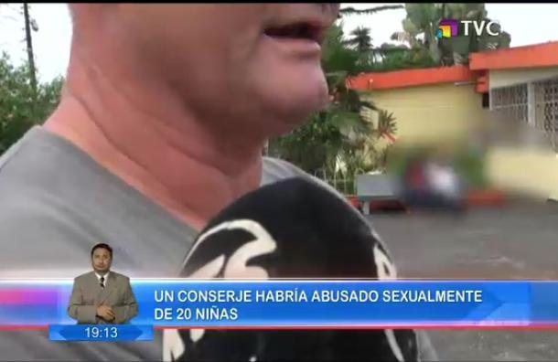 Padres de familia denunciaron que 20 niñas fueron abusadas sexualmente