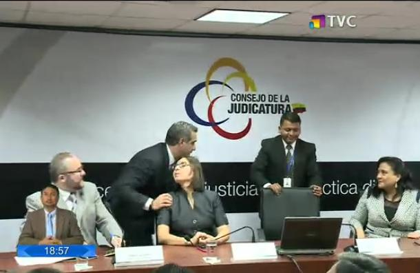 Consejo de la Judicatura asegura tener argumentos para suspender a fiscal del caso «Petroecuador»