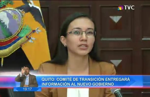 Gobierno anunció el nuevo plan de transición