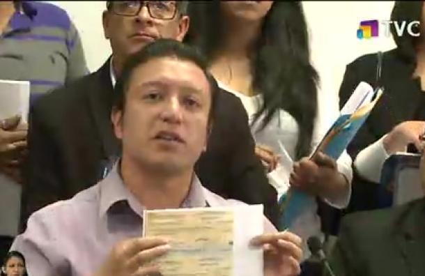 366 serían los afectados por firma de subcontratos con Petroamazonas