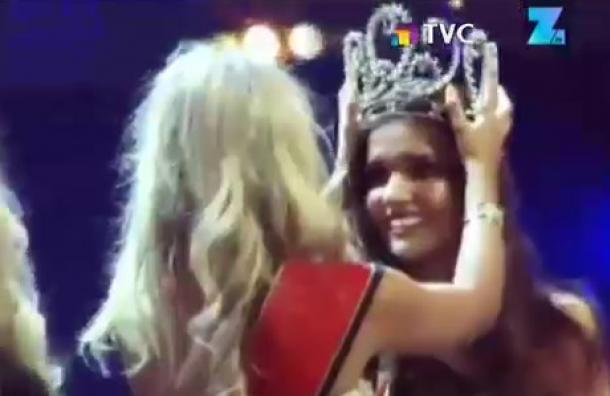 Miss Bélgica acusada de racismo