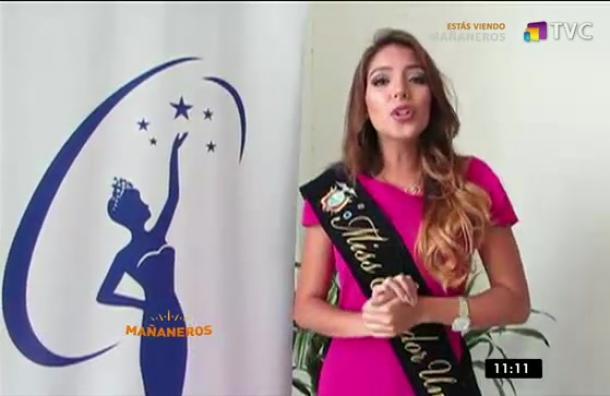 Connie Jiménez ya se encuentra en Filipinas