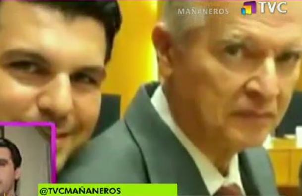 Falleció el padre de José Miguel Mancero