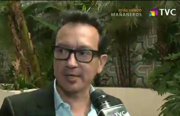 David Reinoso conversó con Mañaneros