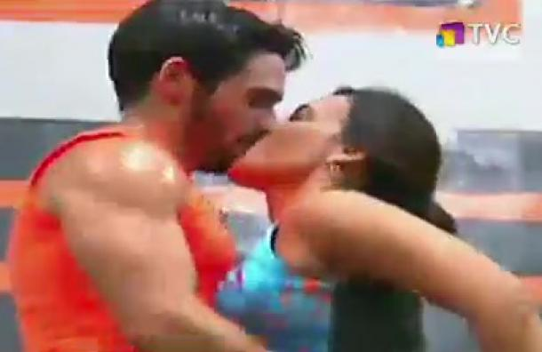 Juan José Jaramillo y Pamela Ruíz: Una pareja fitness