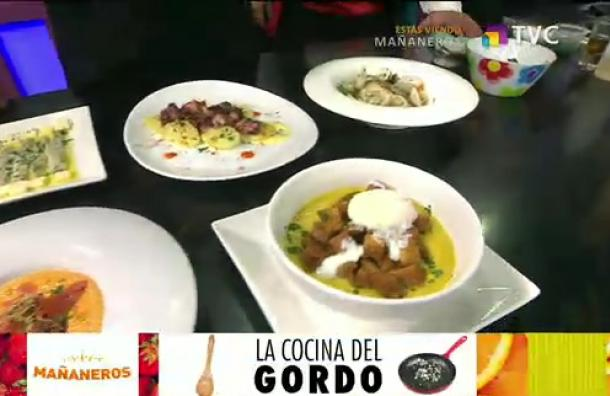 La Cocina del Gordo: Róbalo en salsa verde con almejas