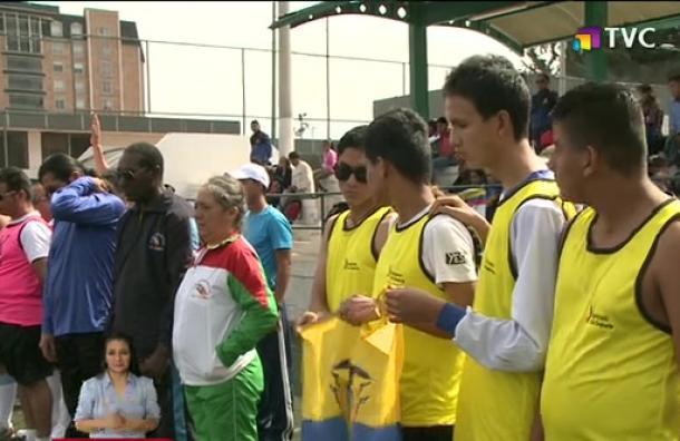 8 clubes de diferentes provincias participaron del 1° torneo nacional de goalball