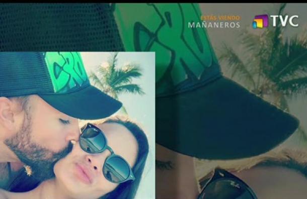 Andrea Hurtado y Juan Andrés Saa más enamorados que nunca