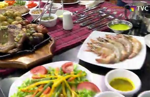 La Cocina del Gordo: Langostinos al ajillo