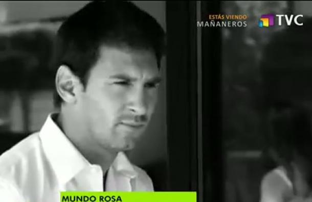 Mundo Rosa: Noticias de Rob Kardashian, Jośe José y Lionel Messi