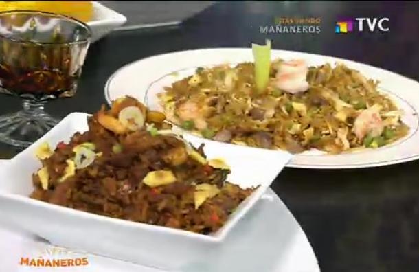 La Cocina del Gordo: Preparamos un delicioso chaulafán