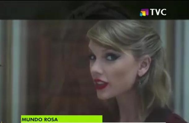 Mundo Rosa: Noticias de Taylor Swift, Kendall Jenner y Antonio Banderas