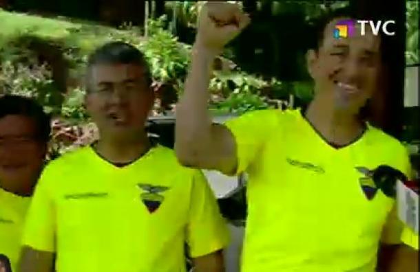 Esta noche Ecuador enfrenta a Paraguay por eliminatorias