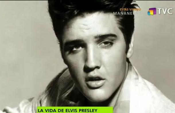 La vida de Elvis Presley