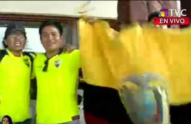 Revisa la previa del partido entre Ecuador y Paraguay
