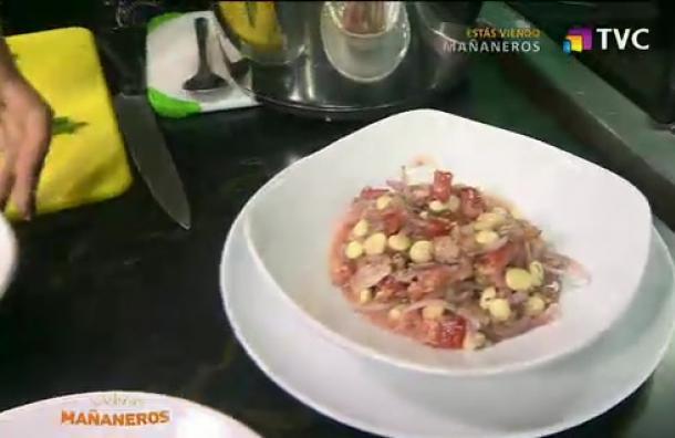 La Cocina del Gordo: Cevichocho Volquetero