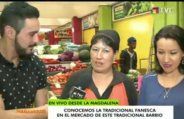 Martín Quintana fue a probar las mejores fanescas
