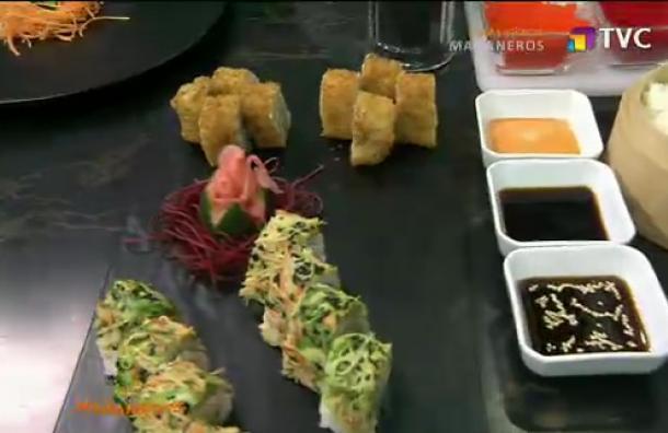 La Cocina del Gordo: Deliciosos y distintas variedades de sushi