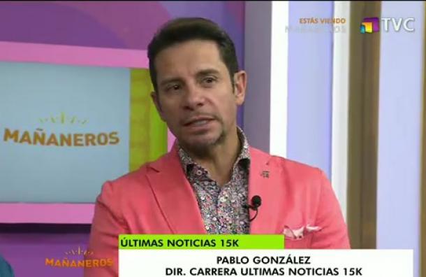 El director de la carrera «Quito Últimas Noticias 15K» nos reveló algunos detalles