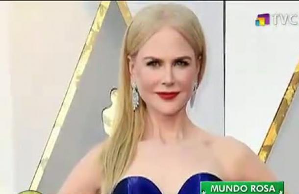 Las peores vestidas de la última edición de los premios Oscar