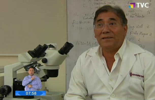 Científico es el primer ecuatoriano nominado al Premio Nobel