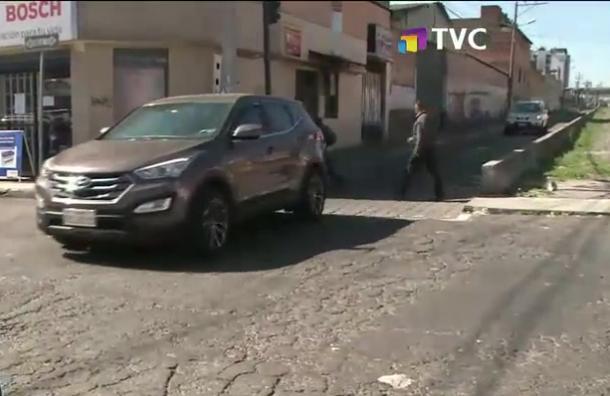 Denuncian daño en semáforos de Guajaló