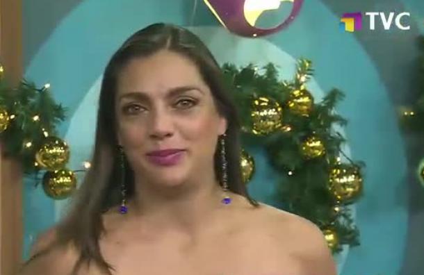 Isabel Molina visitó Saboreando en la Mañana