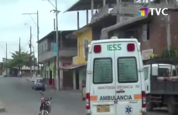 Mujer en estado de embarazo fue baleada en Los Ríos