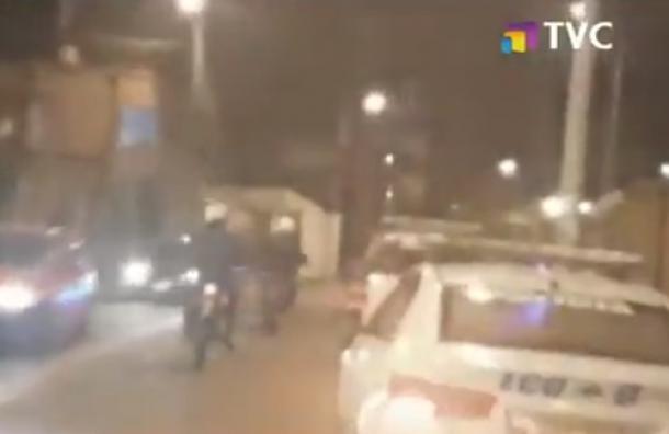Banda de asaltantes fue detenida por las autoridades