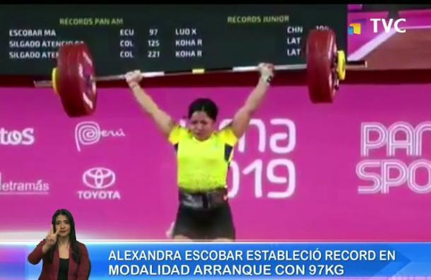 Delegación ecuatoriana consiguió cuatro medallas en Juegos Panamericanos