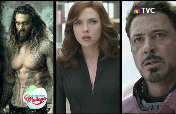 Revisamos los cambios de los superhéroes más famosos