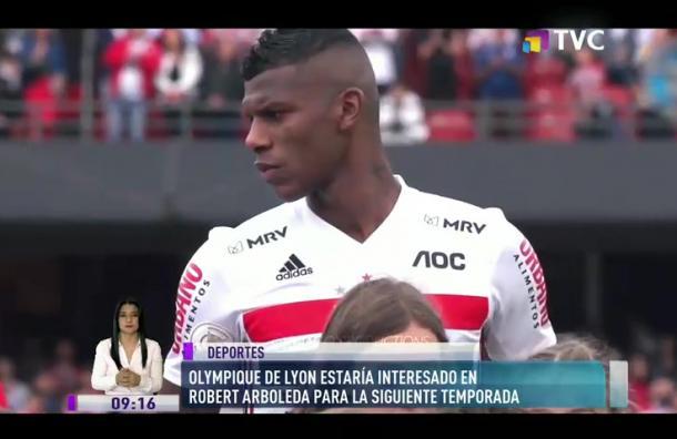 Olympique de Lyon se interesa en Robert Arboleda