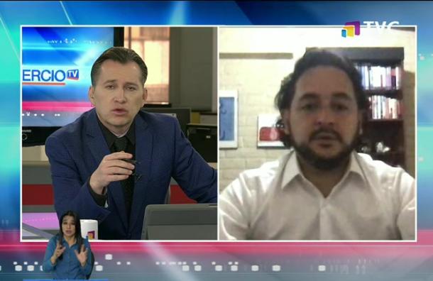 Michelena: »Actualmente hay dos mil trámites habilitados en línea»