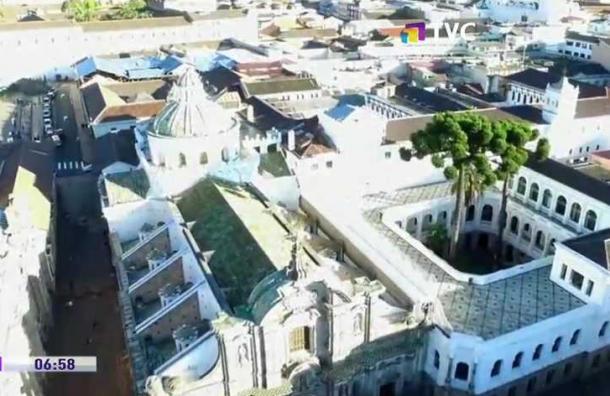 Quito cumple 42 años como Patrimonio Cultural de la Humanidad