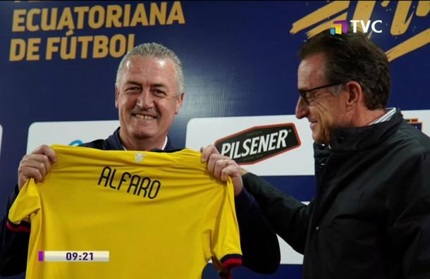 Gustavo Alfaro asume como entrenador de la 'Tri'