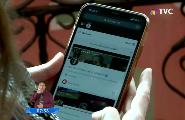 Jóvenes emprenden plataformas digitales para promocionar negocios