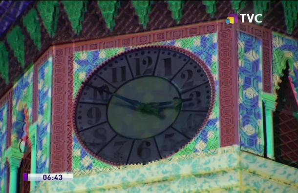 Guayaquil presenta su reloj público ubicado en el malecón 2000