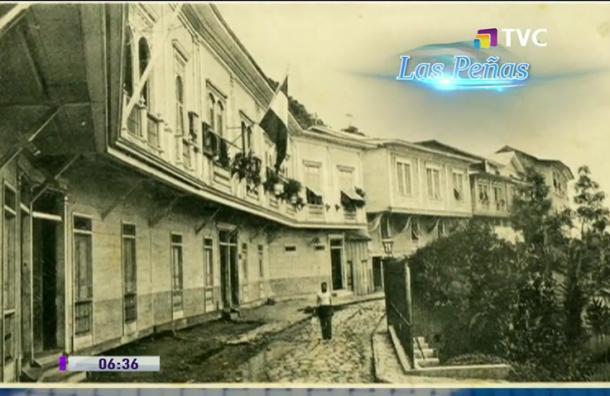 Las Peñas, el barrio más antiguo de Guayaquil