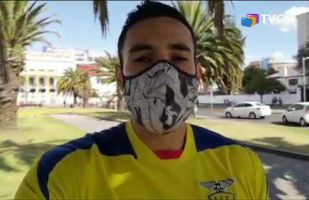 Martin Quintana nos muestra las afueras del Atahualpa