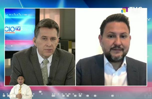 Martínez: »Comenzamos a trabajar en 4 hospitales de Pedernales, Manta, Bahía y Chone»