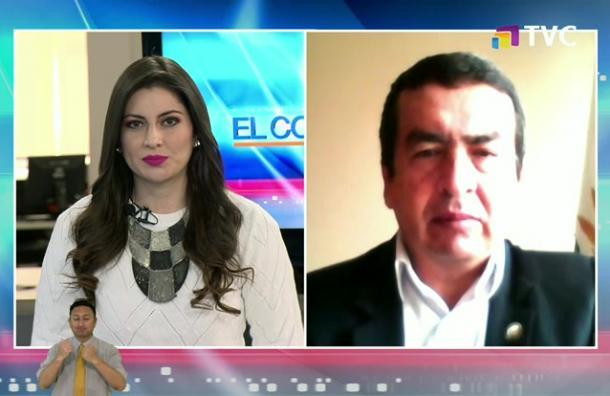 Peña: »La ministra Romo tiene la decisión política de la seguridad del país»
