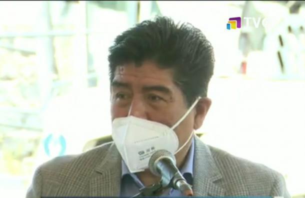 Alcalde de Quito retoma actividades tras cumplir cuarentena por Covid 19