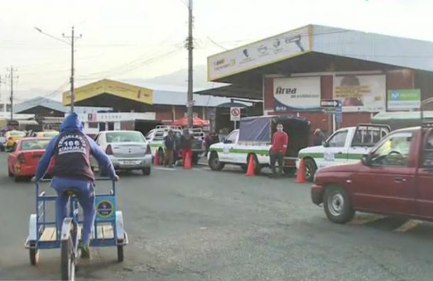 Una persona detenida por presunta venta de droga en el Mercado Mayorista