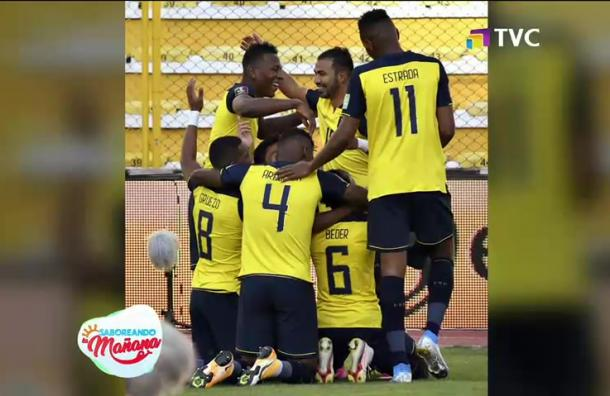 Hablamos del triunfo de Ecuador ante Bolivia