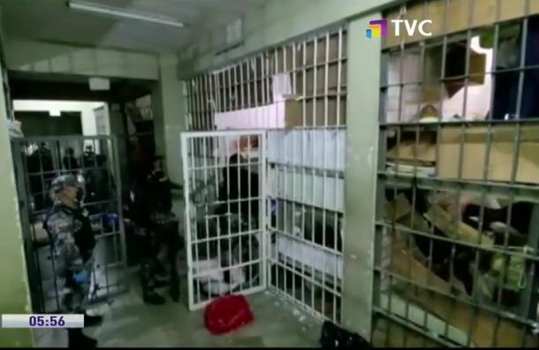Requisaron celda del exdirector de la Penitenciaría del Litoral